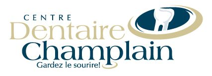 logo Centre Dentaire Champlain